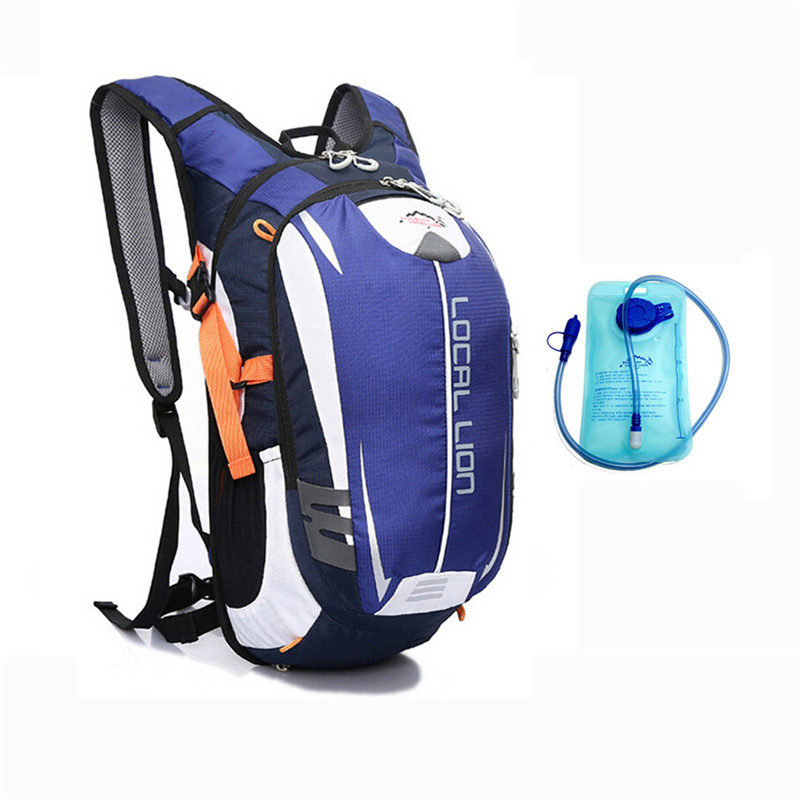 Bicycle Water Backpack 18L Bike Riding Equipment Hydration Bladder Water Bag Cycle bolsa bicicleta zaino mtb