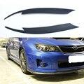 FRP Primer Frente Tampa Do Farol Sobrancelha Pálpebra Para Subaru impreza 2008 +