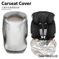 2 Jaar Garantie Grote Maat Baby Baby-autozitje Cover Kinderwagen Cover Infant Cradle Kind Veiligheid Peuter Baby Zon schaduw