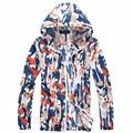 Quick Drying Ultra-Thin Anti-UV Hooded Camouflage Men Summer Jacket Sportswear Sunscreen Waterproof Windbreaker