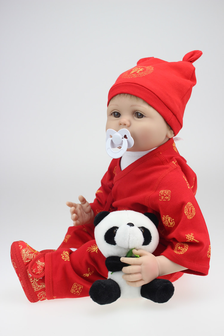 Baby Toys For Boys : Inches silicone reborn baby doll for boys toys real