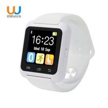 Uwatch gesunde sport u80 smart watch mode schlaf monitor getränk erinnerung remote camera pedometer bluetooth smartwatchs für ios