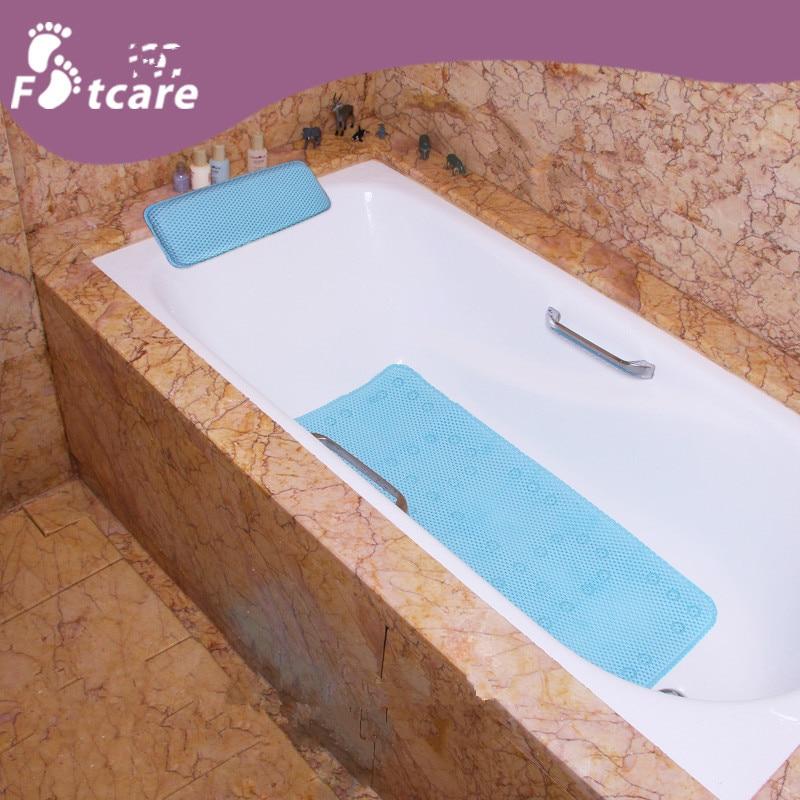 Bathroom Bathtub Pillow Bath Bathtub Headrest Suction Cup Waterproof Bath  Pillows Bathroom Products Home U0026 Garden ...