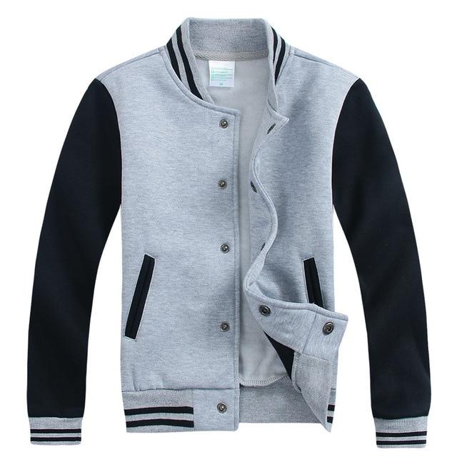 Child Baseball Jacket Boys Girls School Uniform Hoody Kids Outcoat 2018 Spring Kids Clothes 3 4 6 8 10 11 Years Old 175001