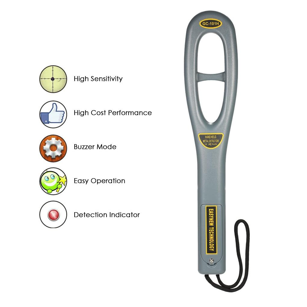 Metal Detectors Professional Handheld Security
