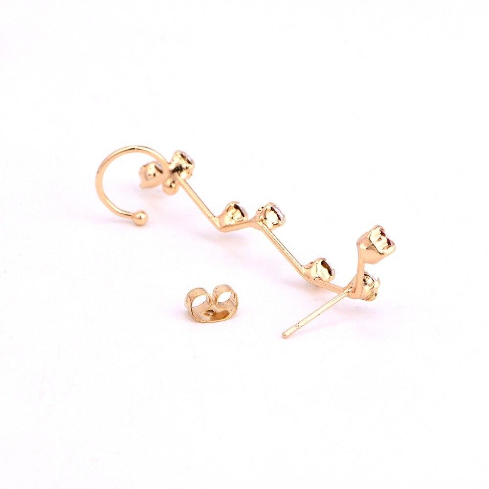 1pieces Novi vintage nakit Modni nakit kamena konstelacija dizajn uho - Modni nakit - Foto 4