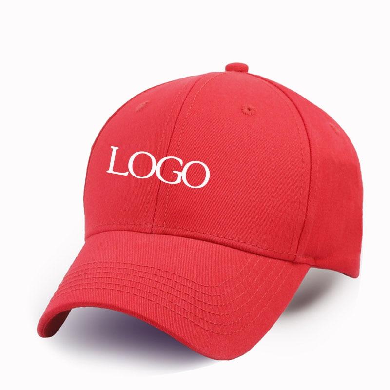 custom logo   caps   promotional gift DIY logo   cap     baseball     cap