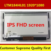 "Original 18.4"" Inch LCD Screen LTM184HL01 for MSI GT83VR 6RF GT80 2QC 2QE 2QD PLS SDC4C48 FHD Display 1920*1080(China)"
