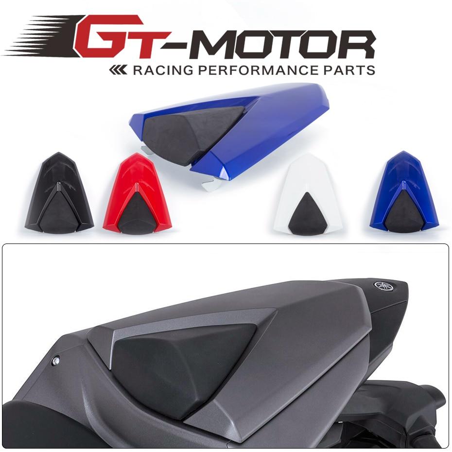 GT Motor - FOR Yamaha Yzf-R3 2015-2017 Yzf-R25 2013-2017 Rear Passenger Seat Cowl Cover  Rear Fairing Set for ktm 390 duke motorcycle leather pillon passenger rear seat black color