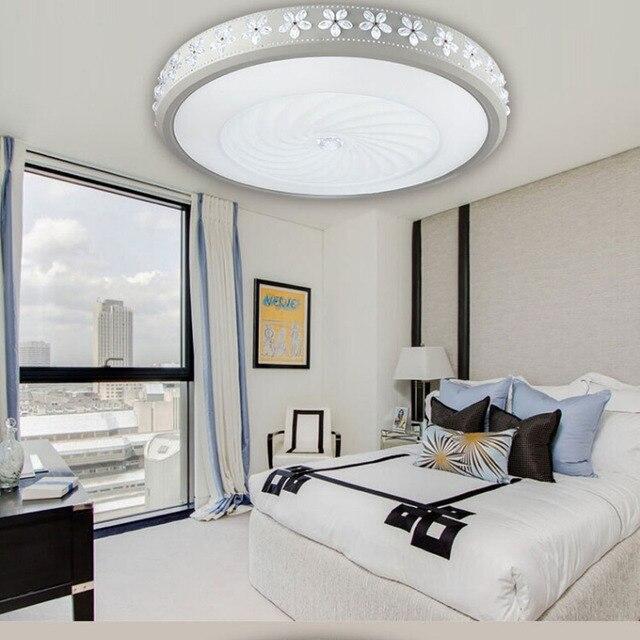 LED Acryl Kids Plafond Lampen 110 v 220 v Creatieve Ronde Inbouw ...