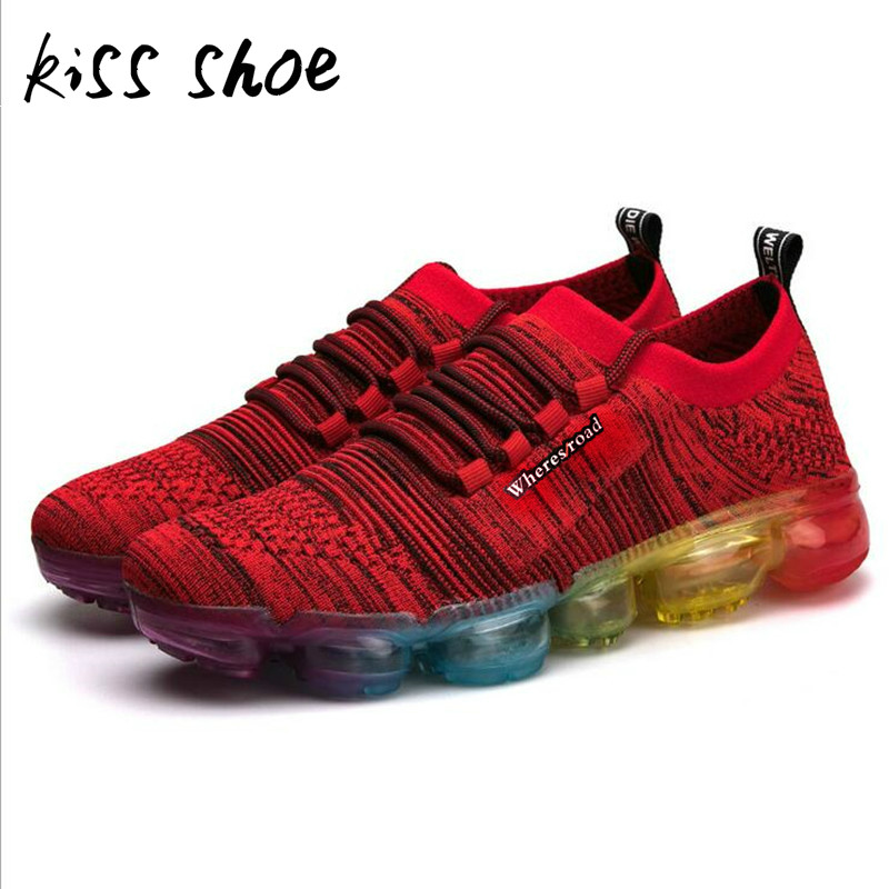 Kiss Shoes Mens Comfortable Breathable Mesh Shoes Fashion Casual Men Shoes Lightweight M ...