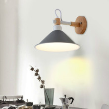 Bedside Lights Modern Simple  Wall Lamp Living Room Bedroom Creative Nordic Wall Lights Decorate Bed Wall Led Light Fixtures