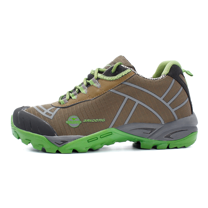 2017 Autumn Winter Men Outdoor Hiking Shoes Camping Trekking Sports Waterproof Climbing Mountain Sneakers Fishing Water Hunting camo breathable water resistant lace up high top mesh outdoor sports trekking hiking shoes men camping travel climbing sneakers