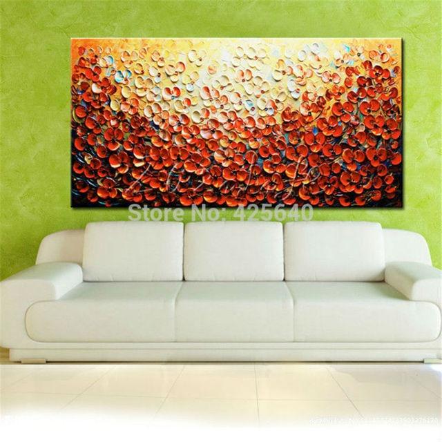 Quadri ad olio fiori kk15 regardsdefemmes for Fiori dipinti a olio