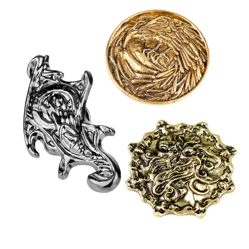 dongsheng jewelry Game of the Thrones song of ice and fire Brooches Brooch Pins for Shirts