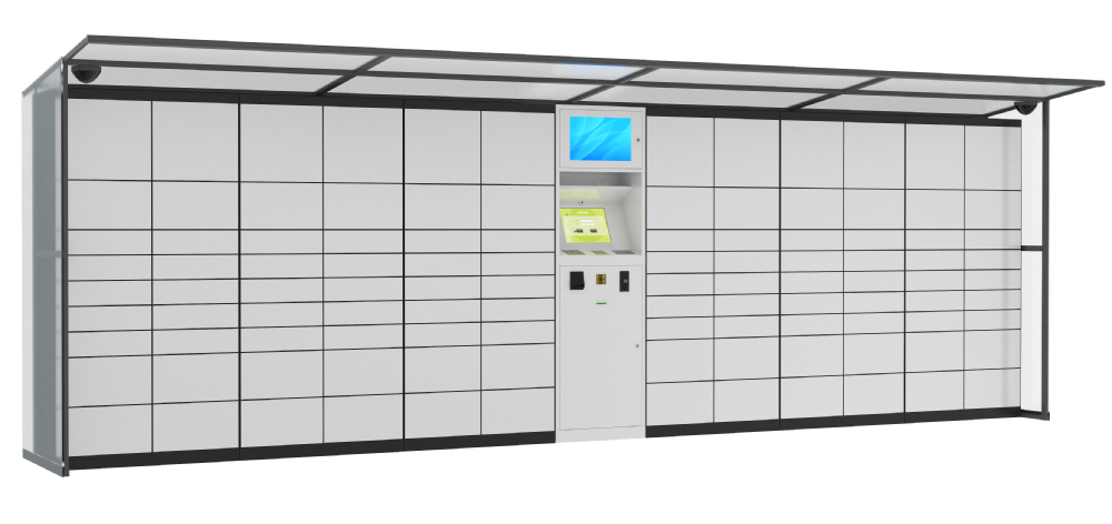 locker express intelligent message control special cabinet