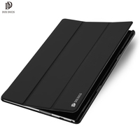 DUX DUCIS Luxury Leather Case For Lenovo TAB 4 10 10 1 Flip Cover Stand Case