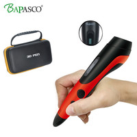 Bapasco BP-04   3D   Printing   Pen   OLED Screen   3D     Pen   DC 5V2A   Pen     3D   Model Crafting Model Stereoscopic Arts Tool For Kids Gifts Box