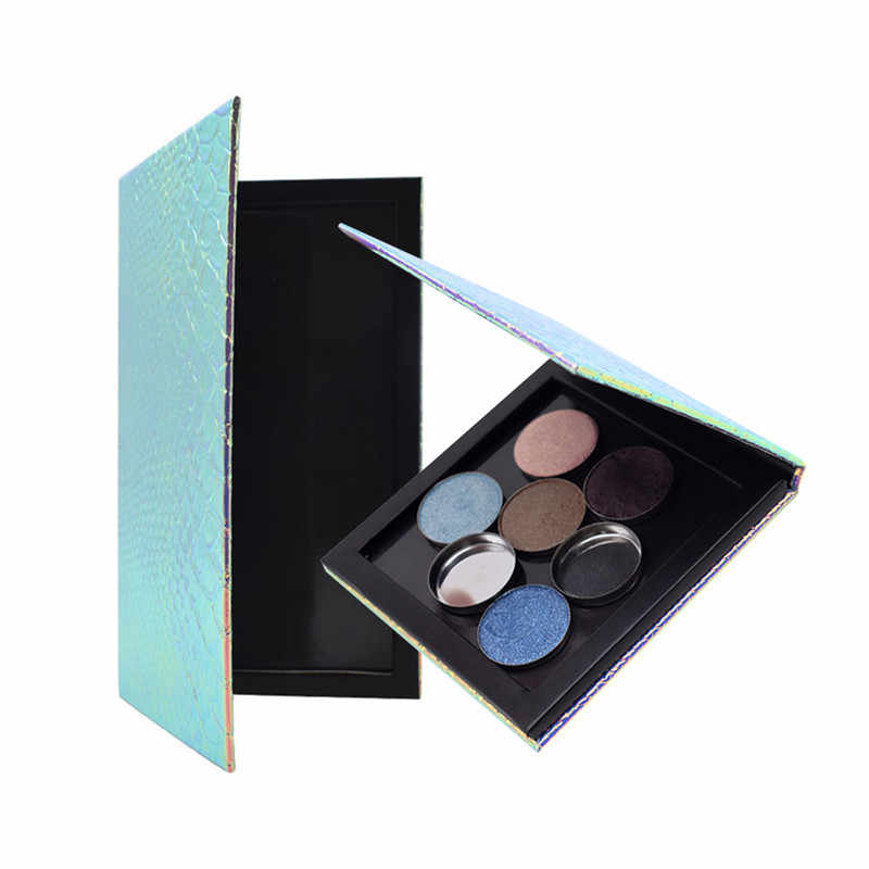 Empty Magnetic Palette eyeshadow blusher lipstick lip gloss powder fundation DIY Refill Pigment Makeup Cosmetic Storage Tools