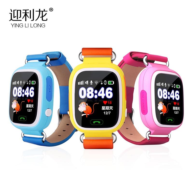 Top Quality Touch Screen Q90 Q80 Q50 Q50 plus Baby font b Smart b font font