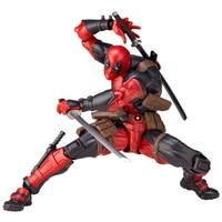 Marvel 15cm Boxed X MAN DeadPool Super Hero BJD Figure Model Toys