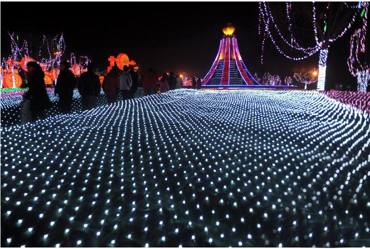 Xmas LED Net Light 750 LED Web Fairy Lights 4m x 6m Led String lamp  Christmas Wedding Party Outdoor Decoration 220V on Aliexpress.com | Alibaba  Group - Xmas LED Net Light 750 LED Web Fairy Lights 4m X 6m Led String Lamp