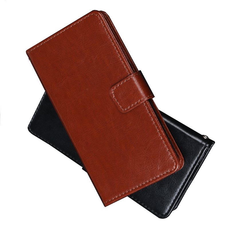 QIJUN Retro Leather Flip Wallet Cover For Samsung Galaxy J4 J6 J7 Duo A6 A8 A7 2018 j7Max X Cover 4 g400 Stand Card Slot Funda in Flip Cases from Cellphones Telecommunications
