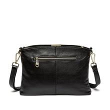 new desigh fashion women shoulder bag genuine leather handbag medium rear leather bag cowhide leather crossbody bag tote colors