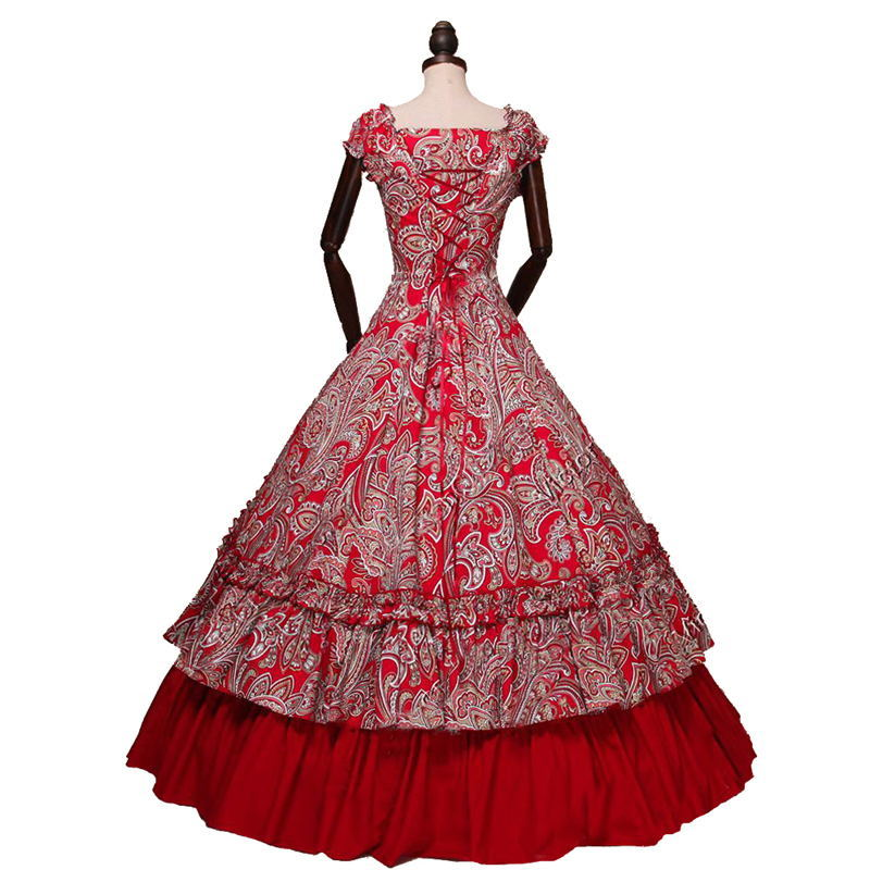 Aliexpress.com : Buy medieval period gothic victorian dresses from ...