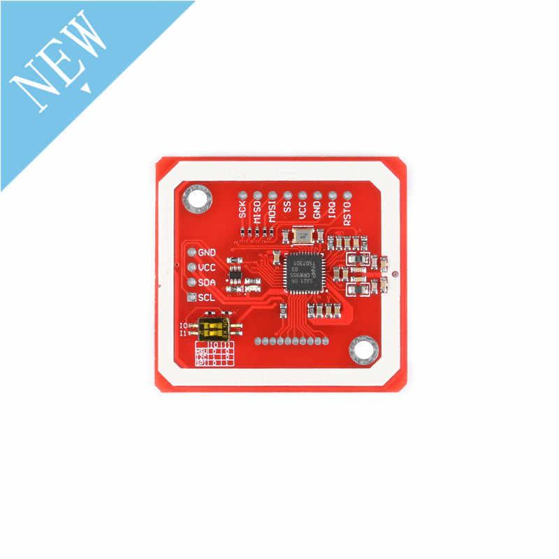 1 مجموعة PN532 NFC RFID اللاسلكية وحدة V3 المستخدم أطقم قارئ الكاتب وضع IC S50 بطاقة PCB Attenna I2C IIC SPI هسو لاردوينو
