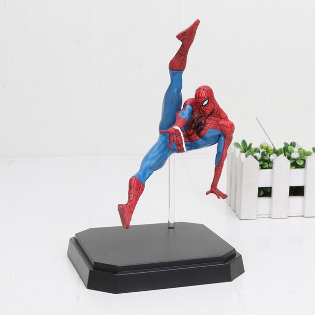 Hasbro Marvel 20cm Super Hero The Avengers action figure Spiderman Spider man Venom Carnage BDS PVC action figure Toys  2