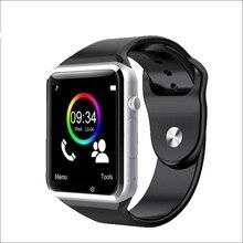 Bluetooth Smart Uhr Smartwatch Für Android-Handy Mit Kamera Unterstützung Sim-karte Armbanduhr Sportuhr Intelligente Elektronik