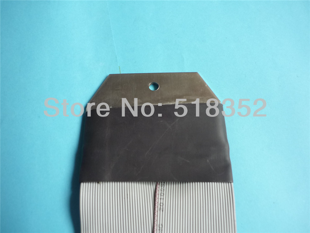 3087079 Sodick AQ550LS Ribbon Cable / Upper Electrode Wire 64 Pin L1200mm for WEDM-LS Wire Cutting Machine Parts3087079 Sodick AQ550LS Ribbon Cable / Upper Electrode Wire 64 Pin L1200mm for WEDM-LS Wire Cutting Machine Parts