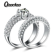 Vintage Double Rings With Mask For Females 925 Sterling Silver Elegant Jewelry Big Round Shiny Accessories Wholesale R156