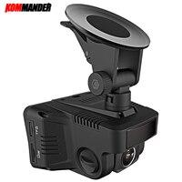 Kommander радар детектор s полицейская скорость автомобильный радар детектор gps с русским голосом 360 градусов X K CT L антирадар Автомобильный dvr де