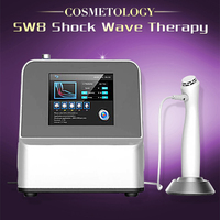 Latest Technology Effective acoustic shock wave zimmer shockwave therapy machine for erectile dysfunction treatment ED