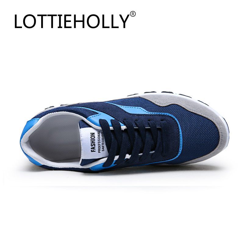 2018 LOTTIEHOLLY Marque Hommes Chaussures Décontractées Mesh - Chaussures pour hommes - Photo 4