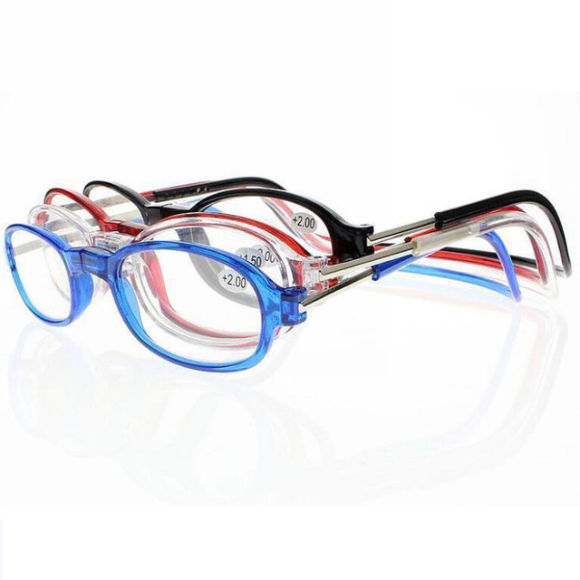 Folding Magnetic Reading Glasses for Men Women