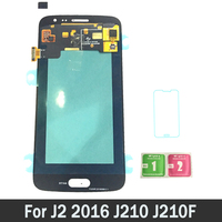 Super AMOLED LCDs For Samsung Galaxy J2 2016 J210 J210F J210Y J210M J210FN LCD Screen Display Touch Digitizer Assembly