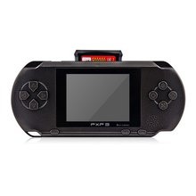 3 Inch Screen 16 Bit Games Player Handheld Game +Free Game Card Console built-in 150 Nostalgic Classic AVG/ACT/RPG Games(China)