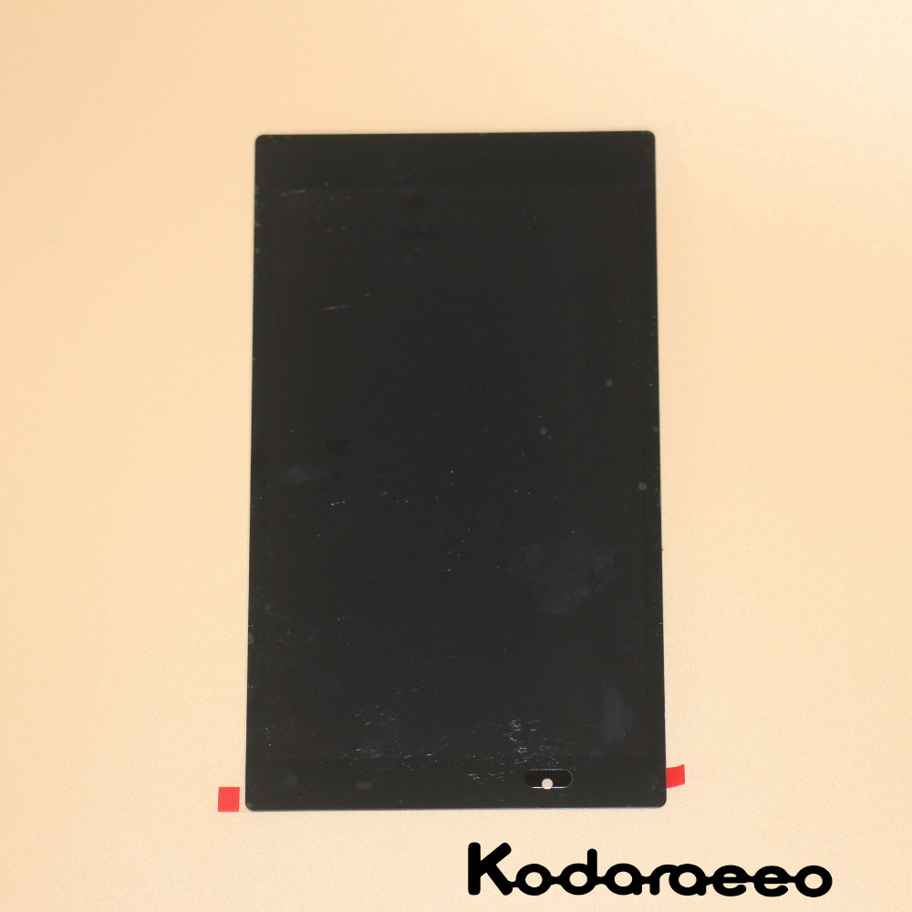 kodaraeeo For Lenovo TAB 4 8504 TB-8504X TB-8504F Touch Screen Digitizer Glass+LCD Display Assembly Replacement Prats Black кастрюля metrot красный горох 5 3л 22см эмал сталь с крышкой