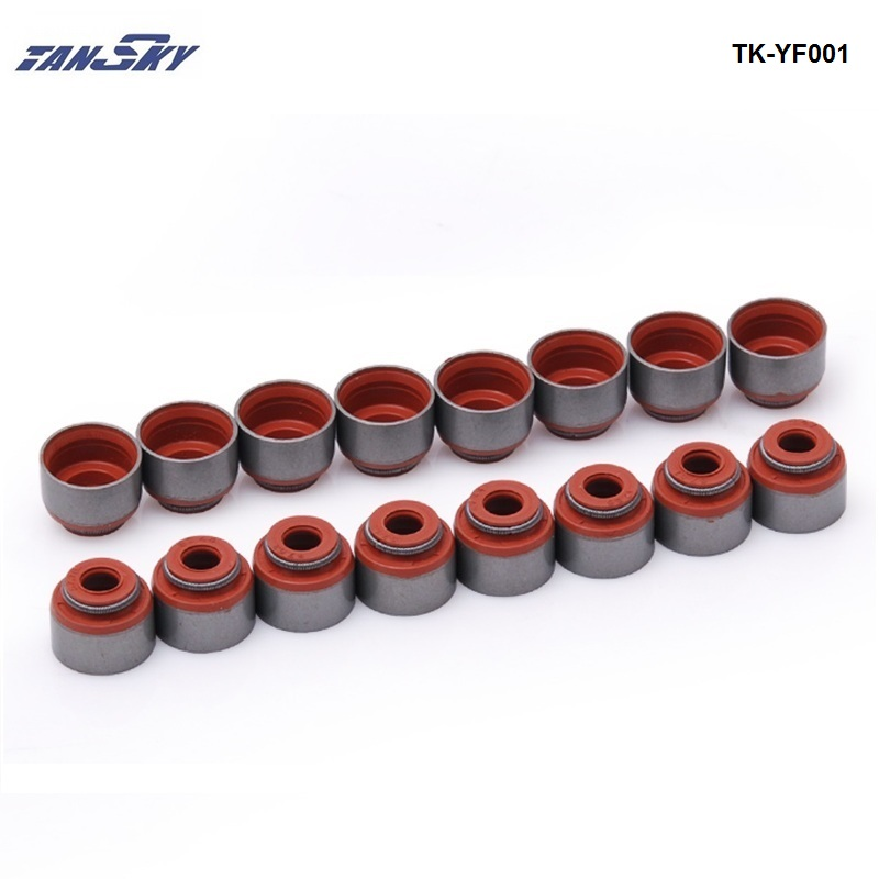 US $3 39 5% OFF|Viton Valve Stem Seal Kit Fit For Honda K24A4 TK YF001-in  Fuel Supply & Treatment from Automobiles & Motorcycles on Aliexpress com |