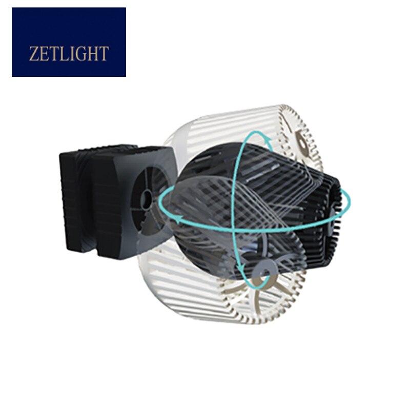 Zetlight SD 30N SD30 WAVE MAKER pompa VVVF fare pompa onda magnete sucker serbatoio di acqua. controllo WIFI cilindro pesci pompa di flusso-in Filtri e accessori da Casa e giardino su  Gruppo 1