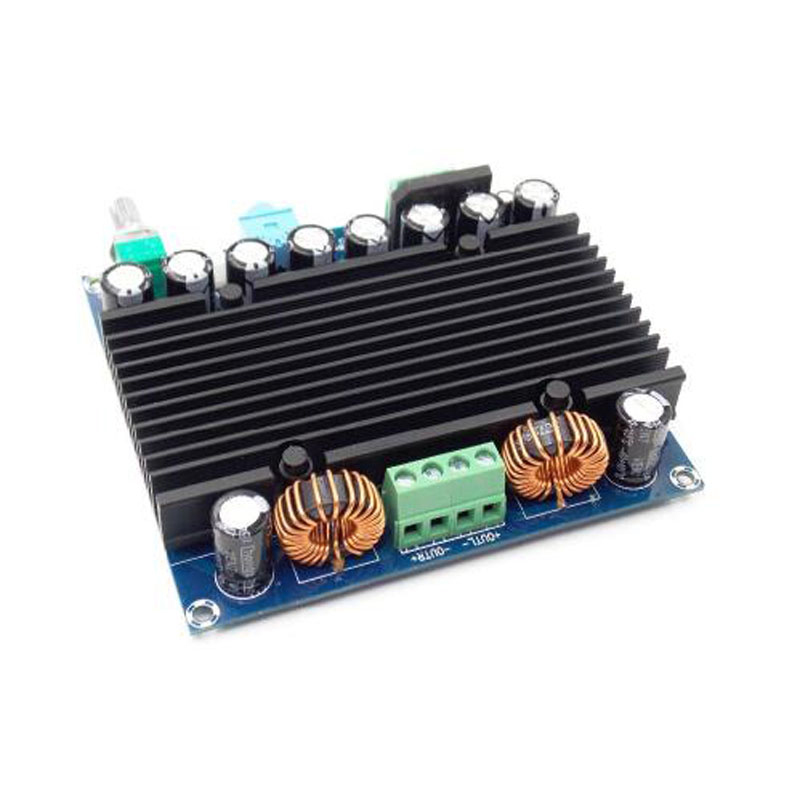 XH-M251 Super Power Digital Power Amplifier Board TDA8954 Core Dual 210W+210W Power Supply AC 12-28V F7-012