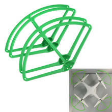 4pcs/lot Green Propeller Guard For DJI Phantom V1/2 Vision Propeller Prop Protector Guard Bumper
