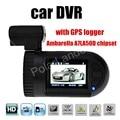 Mini 0805 Dash Cam Ambarella A7LA50 Vehicle Cameras Auto Recorder Car Camera HD DVR auto automotive camcorder with GPS logger