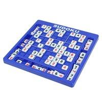 스도쿠 퍼즐 큐브 번호 게임 성인 수학 장난감 직소 테이블 게임 사고 교육 어린이 학습 교육 장난