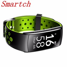 Smartch 2017 New Q8 Smart Bracelet Heart Rate Monitor FitnessTracker Bluetooth Wristband IP68 waterproof Monitor Sport Smartband