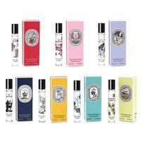 Hobbylan 22 мл портативный летний парфум стойкий аромат для женщин и мужчин пот дезодорант элегантный освежающий цветок ароматический