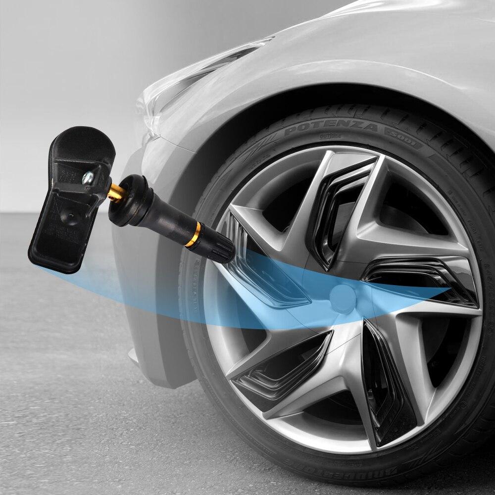 купить TPMS FOR Hyundai Creta IX25 Tucson i40 ix35 52933-C1100 Tire Press Monitoring Sensor 2014-2018 52933 C1100 52933C1100 по цене 1630.58 рублей